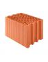 Porotherm 25 P+W keraminis blokas