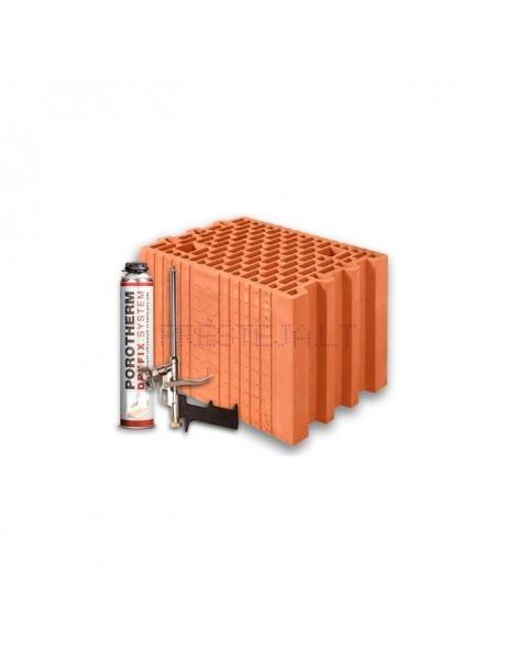 Porotherm DRYFIX keraminis blokas