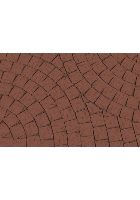 Mozaika klinkerio trinkelės BRUNIS, Lode