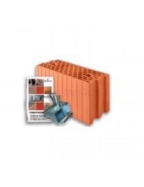 Porotherm PROFI sienų keraminis blokas