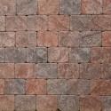 Betono trinkelės Troja Antik raudona marga RODMIX , Benders