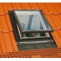 Balio stogo liukas WHY 45x73 cm su universalia tarpine, komplektas