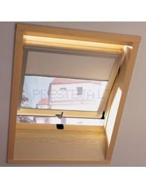 Roto Designo R4 - medinis centrinės ašies stoglangis