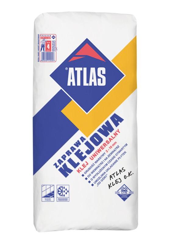 ATLAS, 25 kg, plytelių klijai