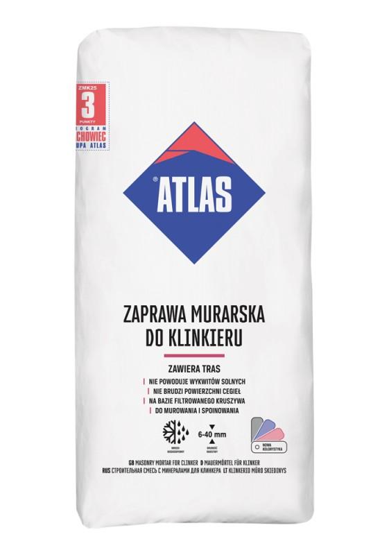 ATLAS KLINKERIO MŪRO SKIEDINYS, 25 kg
