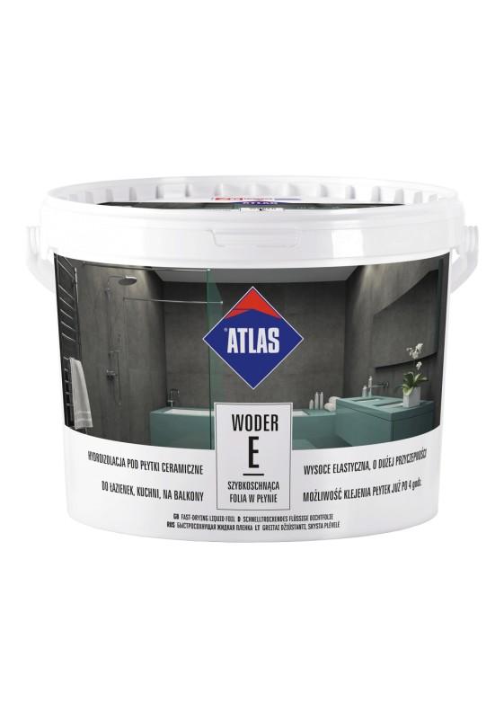 Atlas WODER E, hidroizoliacija