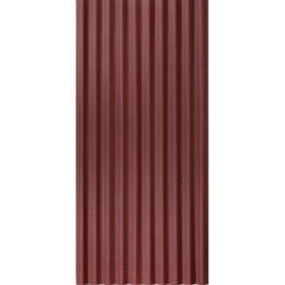 Raudonos spalvos, bituminis banguotas lakštas Corrubit, 930x2000 mm