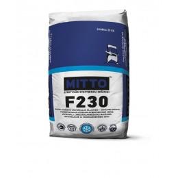 MITTO F230 ŠALČIUI ATSPARUS UNIVERSALUS KLIJAVIMO – ARMAVIMO MIŠINYS, 25 kg