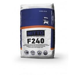 MITTO F240 ELASTINGAS ARMAVIMO MIŠINYS SU SITETINIU PLAUŠU, 25 kg