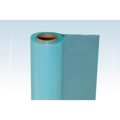 Polietileno plėvelė UV stabilizuota, melsva 6x100m, 120mkr, 600 m2