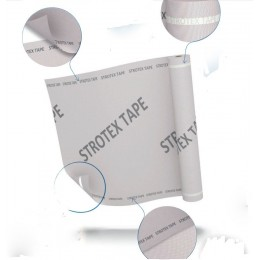 STROTEX 1300 Basic+ TAPE difuzinė plėvelė, 75 m2, su klijų juosta