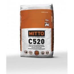 C520 KLIJAI SILIKATINIAMS BLOKAMS, 25 kg, MITTO