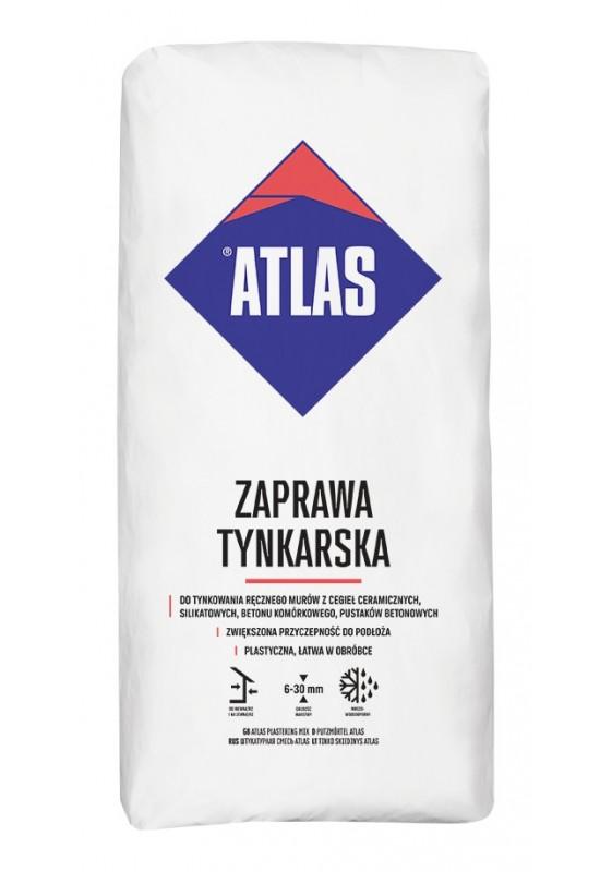 Atlas ZT, 25 kg, tinko mišinys