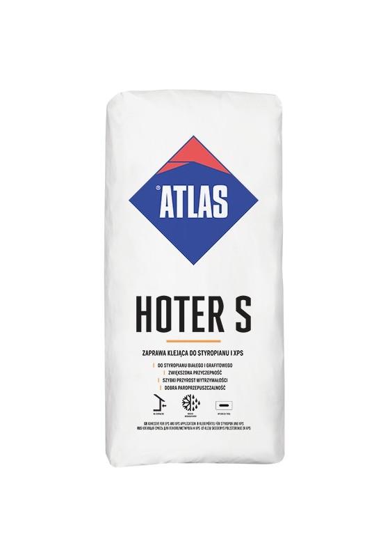Atlas HOTER S, 25 kg, EPS klijavimo mišinys
