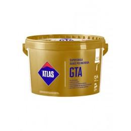 ATLAS GTA, 18 kg, nepaprastai baltas polimerinis lyginamasis glaistas