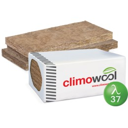 Vata plokštinė Climowool TW1-E 100x600x1250mm