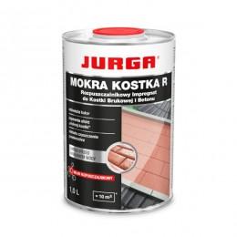 Skiediklinis impregnantas grindinio trinkelėms ir betonui, MOKRA KOSTKA R, JURGA