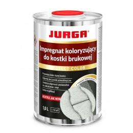 Pilkas impregnantas grindinio trinkelėms ir betonui, PROTECT COLOR, JURGA