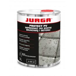 Grindinio trinkelių ir betono impregnantas PROTECT PV, JURGA