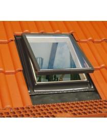 Balio stogo liukas FE 85x85 cm su universalia tarpine, komplektas