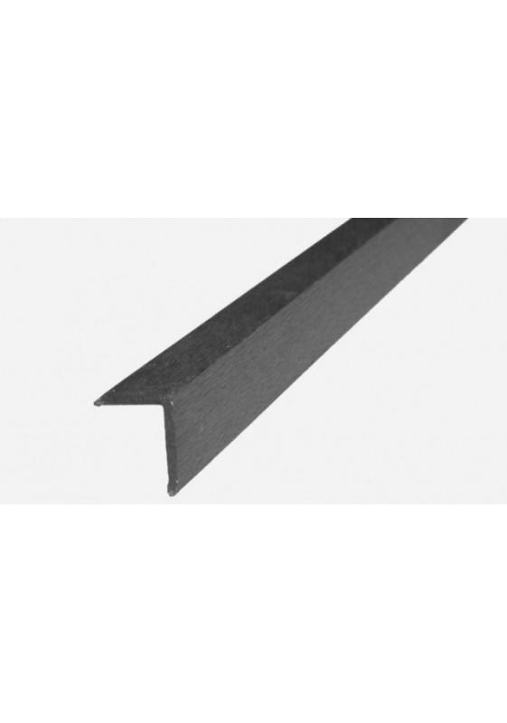 WPC apdailos tamsiai pilkos spalvos, 24x146x2300 mm
