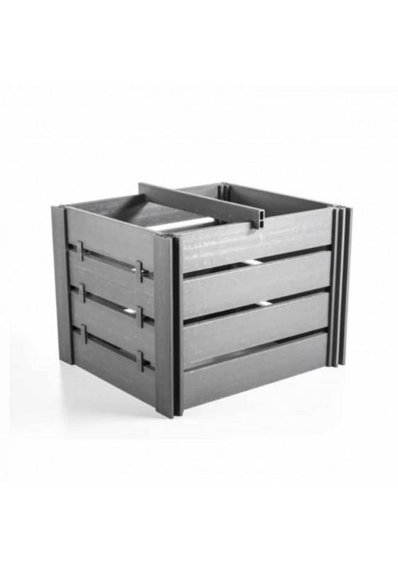 Komposto dėžė vienguba - 120 x 120 cm