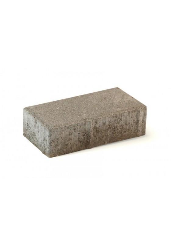 Grindinio trinkelė 200x100x60, natūrali pilka