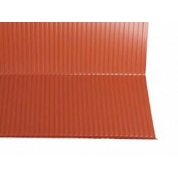 Aliuminis stoglatakis - sąlaja, 50 cm x 2 m, 5 spalvos, IVT