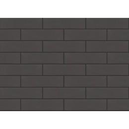 Szara szkliwiona (Gray) klinkerinė plytelė 245x65x6,5 mm, Cerrad