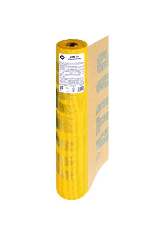 Armavimo tinklelis ATLAS, 150 g/m2, 1 x 50 m, 50m2