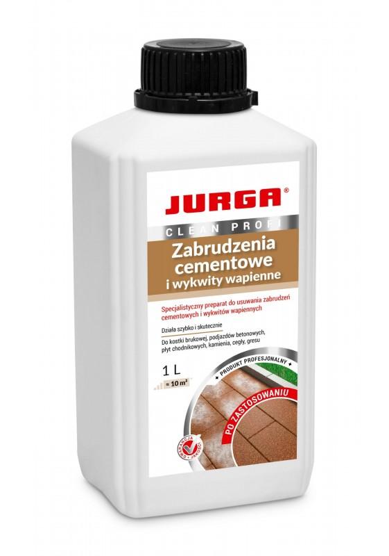 CLEAN CEMENTO IR KALKIŲ VALIKLIS, JURGA