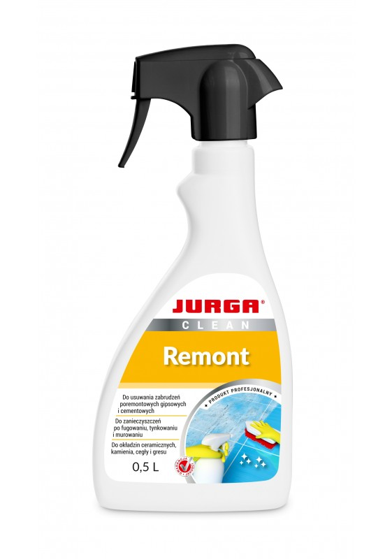 CLEAN REMONT, 0,5 L, JURGA