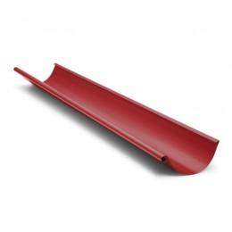 STRUGA RAL 3009/758 (raudona) - 125/90 plieninė lietaus nuvedimo sistema