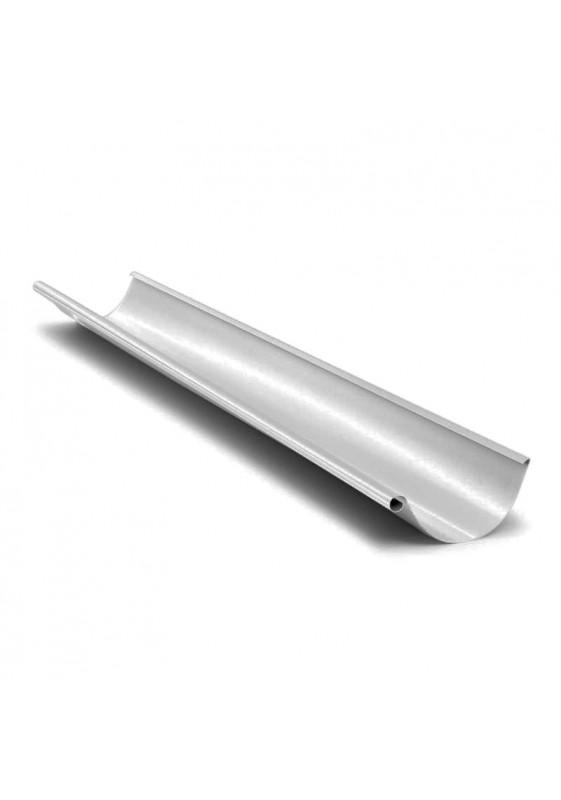STRUGA RAL9006/045 (sidabrinė) - 125/90 plieninė lietaus nuvedimo sistema