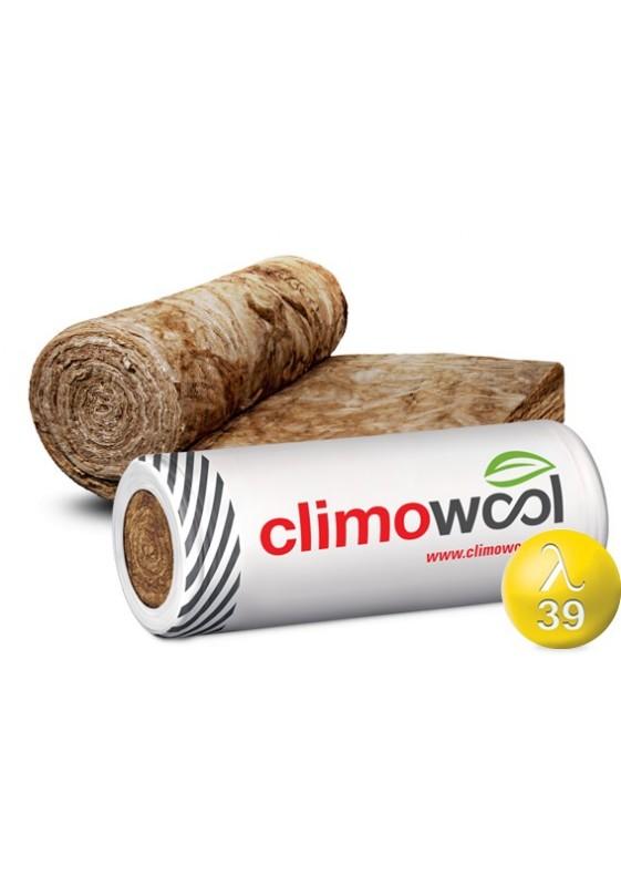 Vata ruloninė Knauf Climowool DF39,100x1200x6500