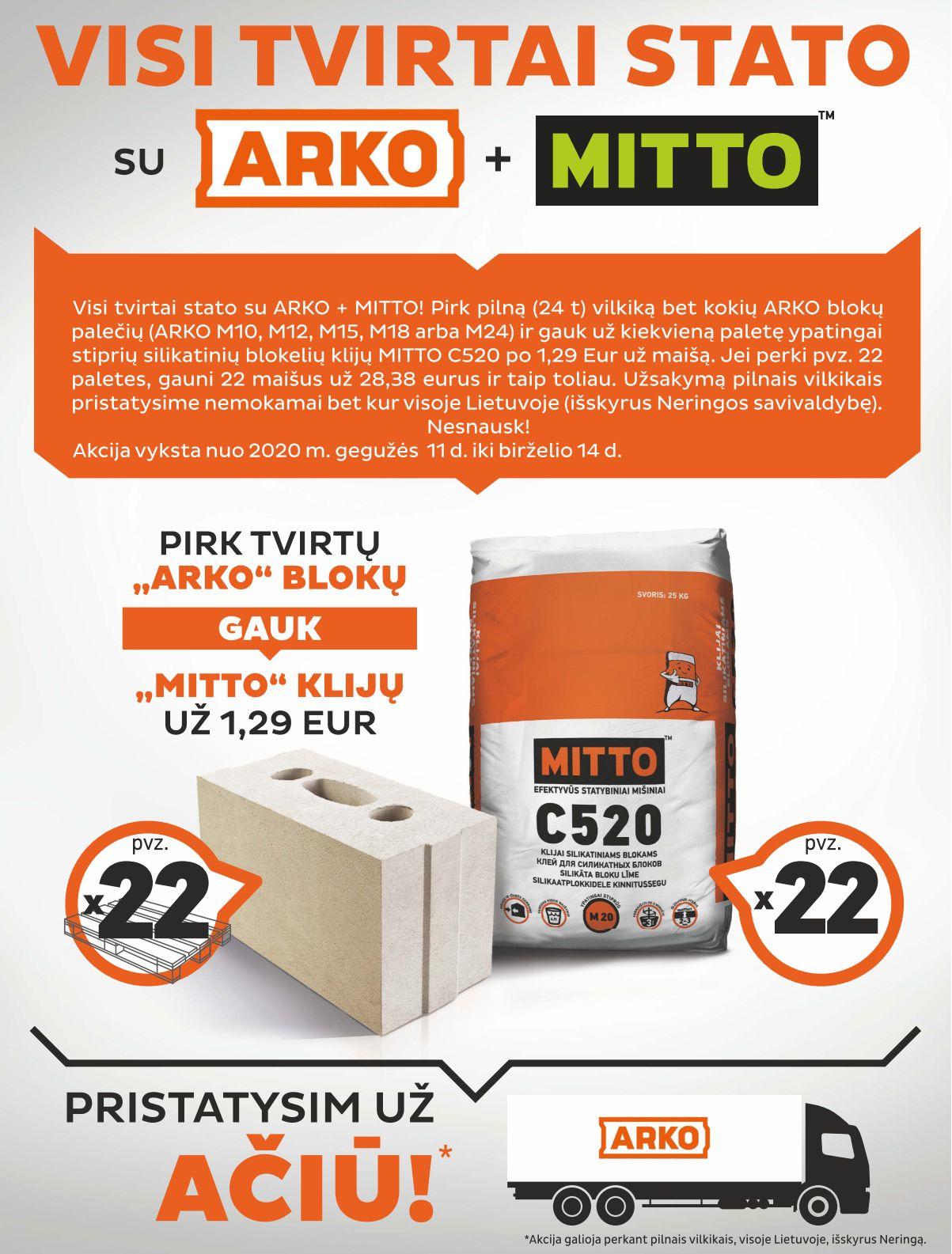 Arko+Mitto