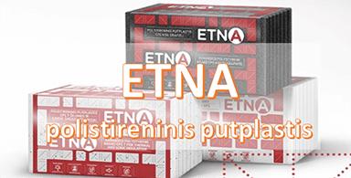 Etna putplastis